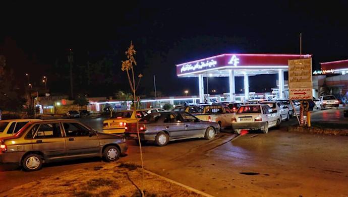 گران شدن بنزین