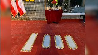 حمایت از قیام سراسری مردم ایران - استکهلم