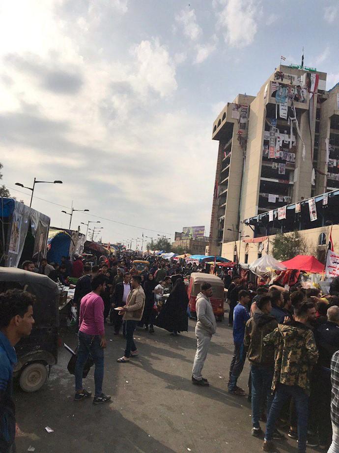 میدان تحریر بغداد