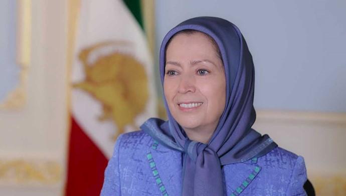 پیام مریم رجوی  به کنفرانس «قیام مردم ایران برای آزادی» در سنای آمریکا