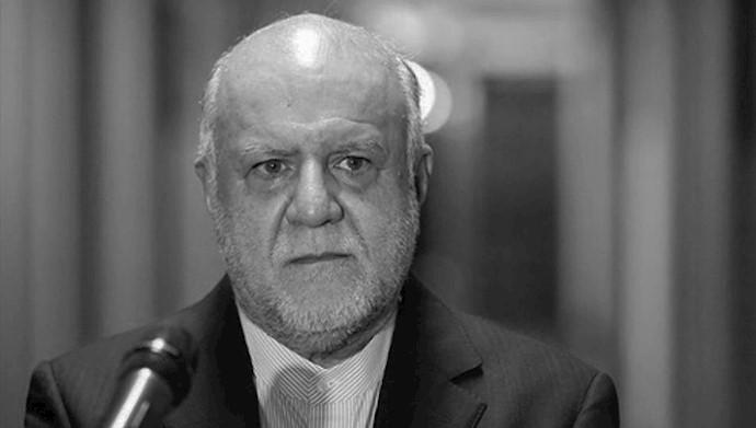 بیژن زنگنه وزیر نفت کابینه آخوند روحانی