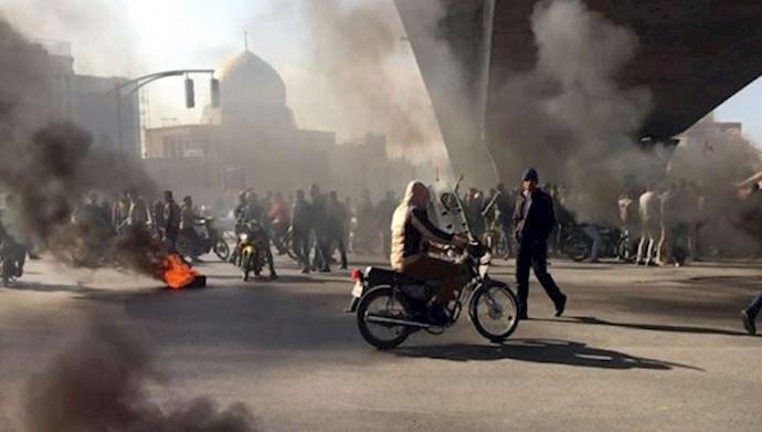 اعتراضات سراسری آبانماه