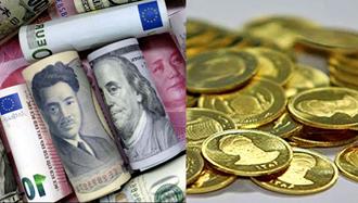 دلار در آستانه ۱۴هزار تومان و سکه به مرز چهار میلیون و ۷۰۰ هزار تومان رسید