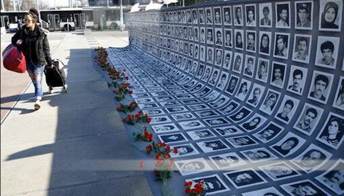 تظاهرات ایرانیان مقابل مقر شورای حقوق بشر در ژنو -۷ اسفند ۹۷