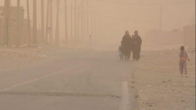 چهل سال تخریب محیطزیست ـ مرگ یا زندگی در سیستان و بلوچستان