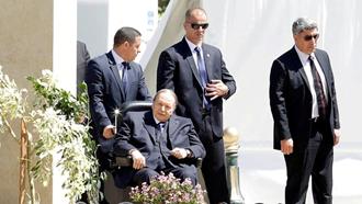 عبدالعزیز بوتفلیقه، رئیسجمهوری الجزایر