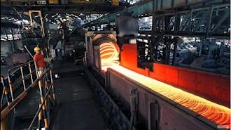 شرکت فولاد در هند - عکس از آرشیو