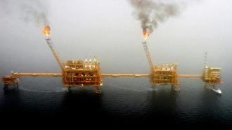 سکوهای نفتی - عکس از آرشیو