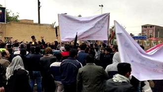 اعتراضات کارگران در سراسر ایران ادامه دارد