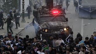 دهها هزار نفر در الجزایر در تظاهرات علیه بوتفلیقه شرکت کردند