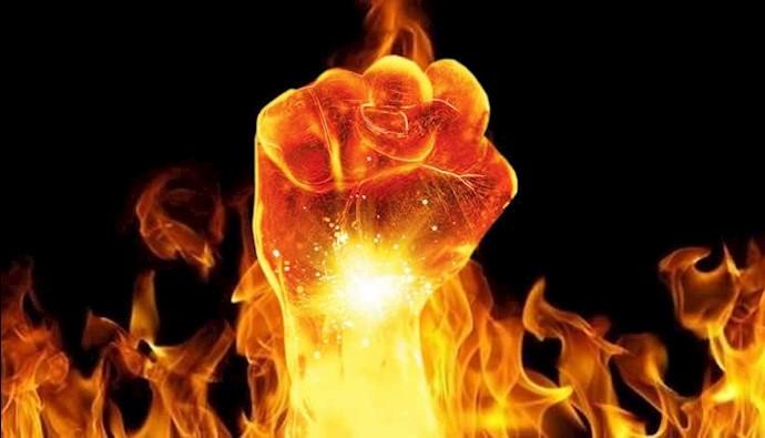 چهارشنبه سوری فرصت و فراخوانی برای قیام آتش