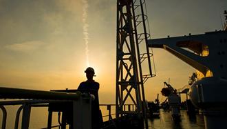 صادرات نفت ایران به پائینترین حد خود در سال رسید