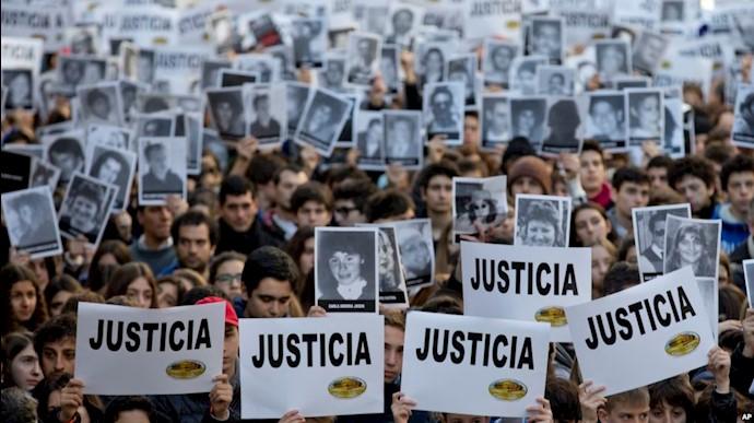 در سالروز انفجار آمیا، هنوز هزاران نفر خواستار رعایت عدالت و محاکمه عوامل این انفجار هستند