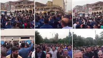 کمیسیون کار شورای ملی مقاومت ایران