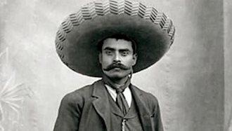 امیلیانو زاپاتا رهبر جنبش انقلابی مکزیک کشته شد