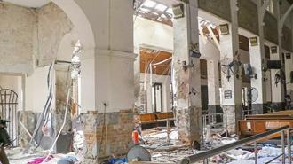 شمار قربانیان انفجارهای تروریستی سریلانکا به ۲۹۰ نفر رسید
