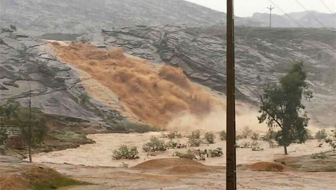 اوضاع وحشتناک سیلاب در ۳شهر لرستان
