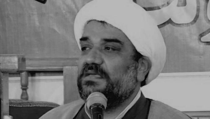 آخوند خرسند امام جمعه رژیم در کازرون