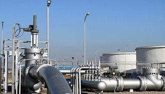 آخرین وضعیت نفت صادراتی آخوندها (۲)