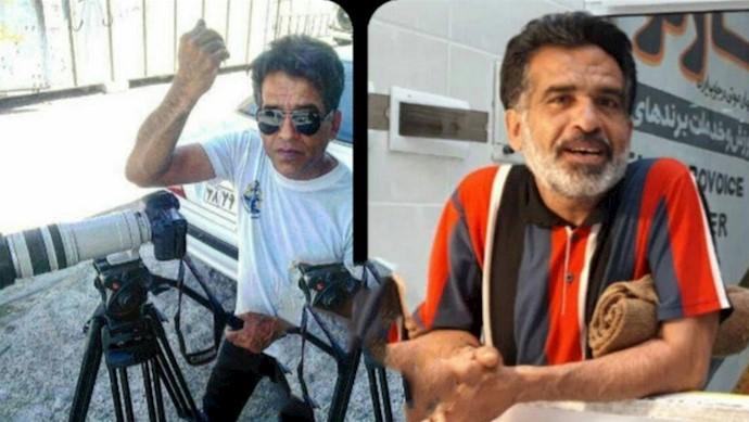 حمیدرضا درخشنده ضارب امام جمعه رژیم در کازرون
