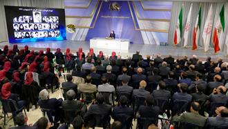 سخنرانی مریم رجوی در مراسم گرامیداشت شهیدان ۱۲و ۱۹اردیبهشت ۶۱