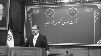 سخنگوی قوه قضاییه رژیم آخوندی