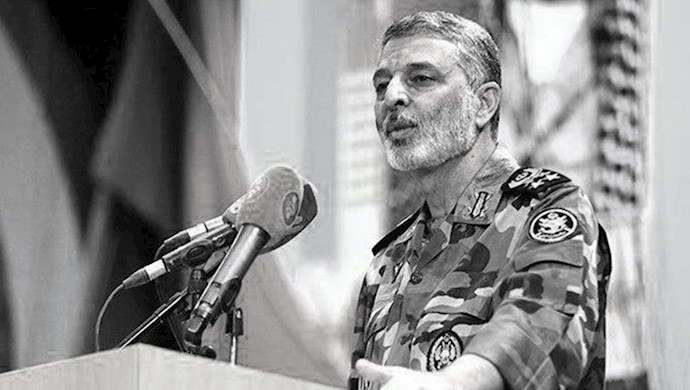 عبدالرحیم موسوی سرکرده ارتش تحتامر خامنهای