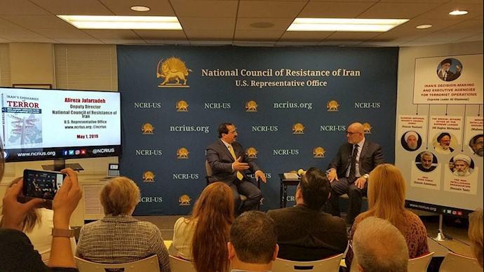 معرفی کتاب فرستادگان ترور رژیم ایران - چگونه سفارتهای آخوندها شبکه قتل و جاسوسی را هدایت میکنند