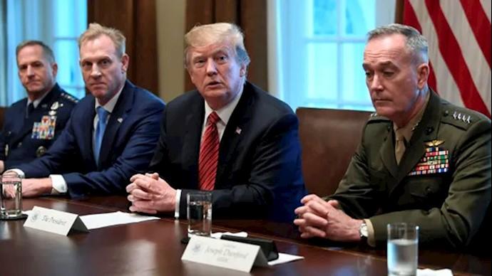 رئیسجمهور آمریکا اعزام نیروهای بیشتر به خاورمیانه را تصویب کرد