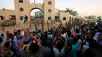 تظاهرات در سودان