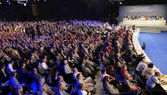 بازدید و کنفرانس بینالمللی در اشرف ۳-7