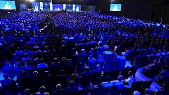 بازدید و کنفرانس بینالمللی در اشرف ۳-3