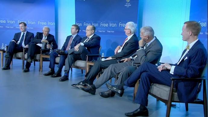 کنفرانس بینالمللی در اشرف ۳ ـ سیاست در قبال ایران و یک آلترناتیو معتبر ۲۰تیر ۱۳۹۸