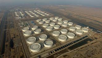 تیانجین چین - واردات نفت خام رژیم  ایران