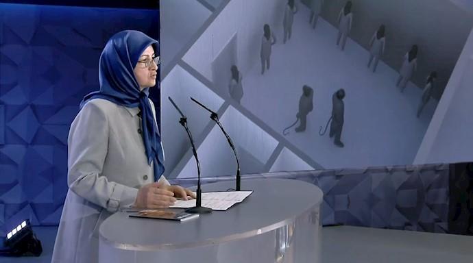 مجاهد هما جابری از شاهدان جنایات رژیم در زندانها