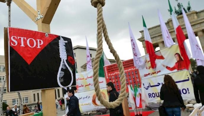 برلین مورگن پست تظاهرات ایرانیان در برلین