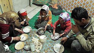 غارتگری رژیم و فقر مردم