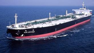 توقیف کشتی  حامل گاز رژیم آخوندی توسط سنگاپور