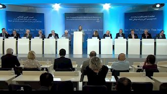 کنفرانس منتخبان و شخصیتهای سیاسی اروپا در اشرف ۳ - ۲۳تیر۹۸