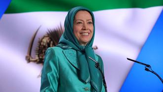 مریم رجوی - سخنرانی در گردهمایی ایران آزاد در اشرف۳