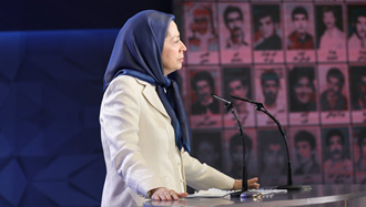 مریم رجوی - دادخواهی قتلعام ۶۷- محاکمه آمران و عاملان در دادگاه بینالمللی در اشرف۳