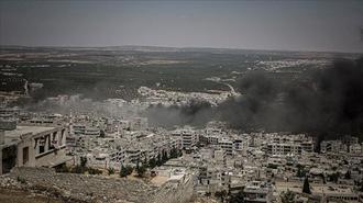بمباران ادلب