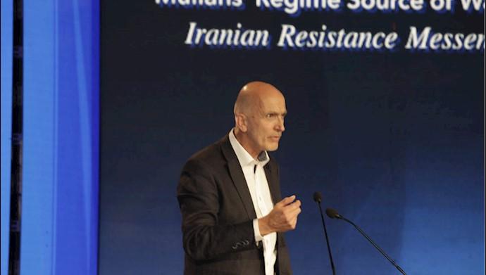 مارک فالکه - نماینده پارلمان ژنو