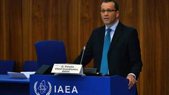 کورنل فروتا دیپلمات رومانیایی، سرپرست موقت آژانس بینالمللی انرژی اتمی