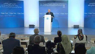 اشرف ۳ - کنفرانس همبستگی اسلامی با مقاومت ایران - ۲۴تیرماه۹۸