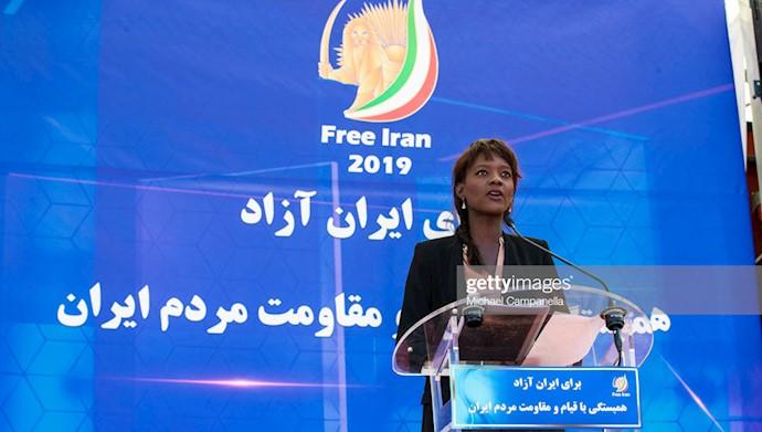 راما یاد، وزیر پیشین حقوقبشر فرانسه