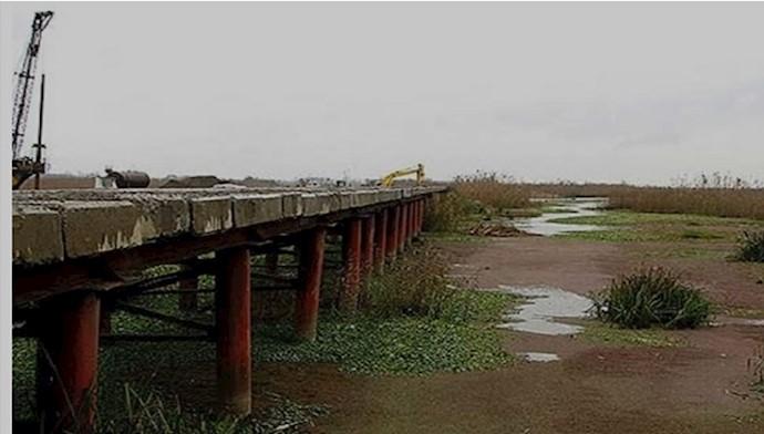 آثار مخرب ساختن سد بر تالاب انزلی