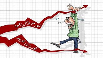 تورم و فساد دو روی سکه اقتصاد در نظام آخوندی