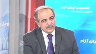 موسی افشار عضو کمیسیون خارجه شورای ملی مقاومت ایران