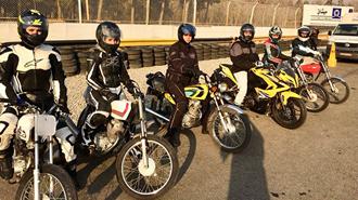 موتورسواری زنان در ایران